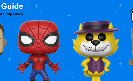 Welcome to the Funko Pop Shop Guide