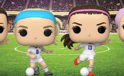 Funko Pop USWNT Soccer Players - Pop Shop Guide