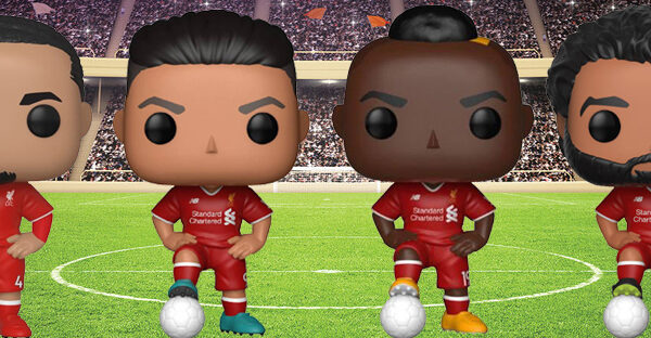 Funko Pop blog - Funko Pop vinyl champions of England, Europe and the world - Pop Shop Guide