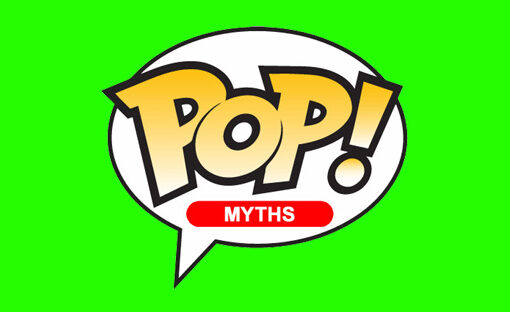 Pop! Myths - banner - Pop Shop Guide